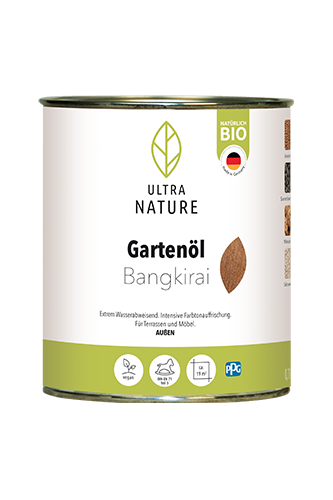 Gartenoel-Bangkirai