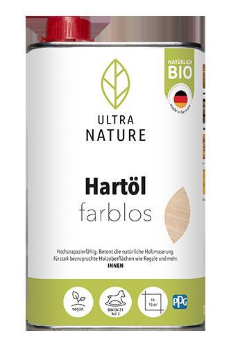 Hartwachsoel-Farblos