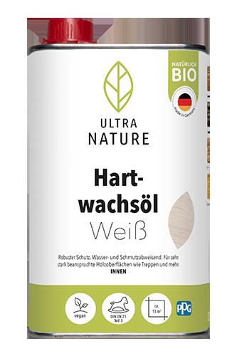 Hartwachsoel-Weiss